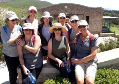 At Spookfontein on a wine-walk
